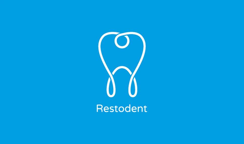 logo dla gabinetu stomatologicznego