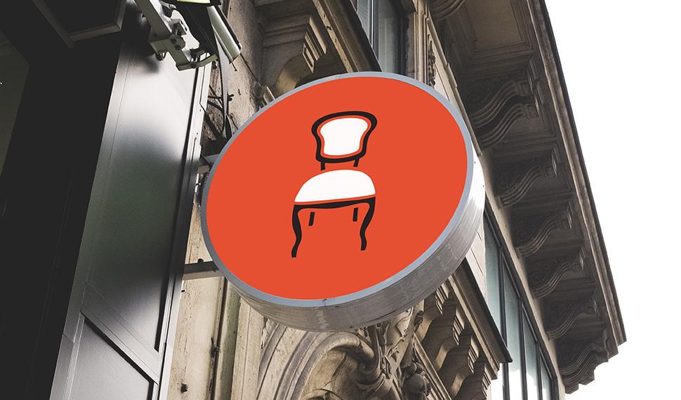logo sklepu meblowego